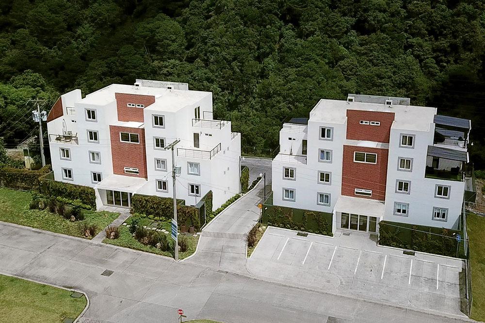 Fachada - Villas