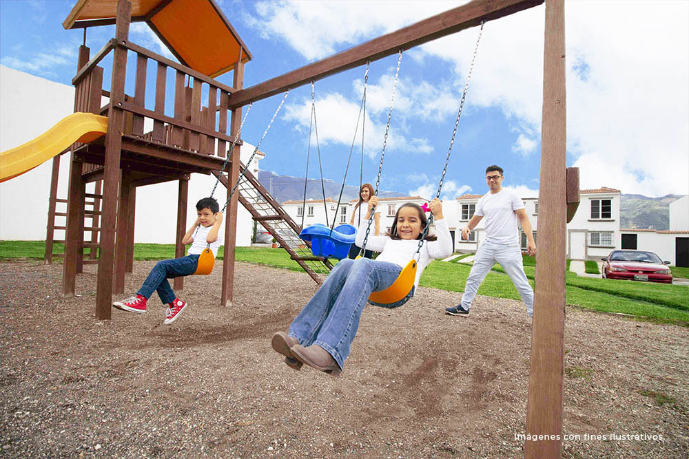 juegos infantiles - familia - FVSMII